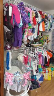 Lots of Children's Clothing Available!