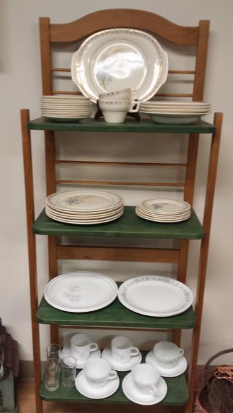 Dish Sets & More Available